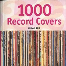 Libros: 1000 RECORD COVERS. Lote 101134387