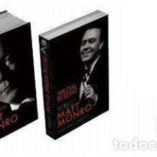Libros: MATT MONRO. EDICIÓN ESPECIAL LIMITADA: THE SINGER'S SINGER + SPECIAL RESERVE + SPECIAL RESERVE: DISC. Lote 113327095