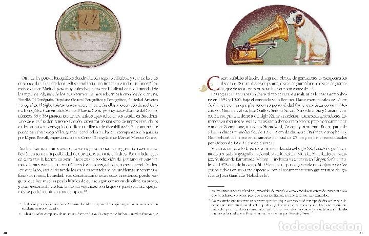 Libros: LIBRO-DISCO: DON ANTONIO CHACÓN, COLECCIÓN CARLOS MARTÍN BALLESTER - Foto 2 - 120432191