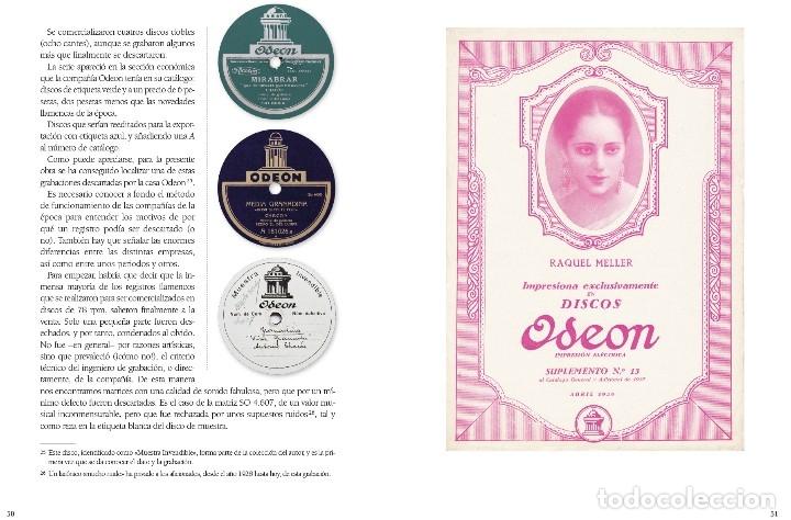 Libros: LIBRO-DISCO: DON ANTONIO CHACÓN, COLECCIÓN CARLOS MARTÍN BALLESTER - Foto 3 - 120432191