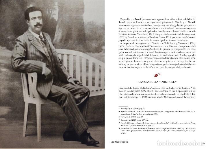 Libros: LIBRO-DISCO: DON ANTONIO CHACÓN, COLECCIÓN CARLOS MARTÍN BALLESTER - Foto 4 - 120432191