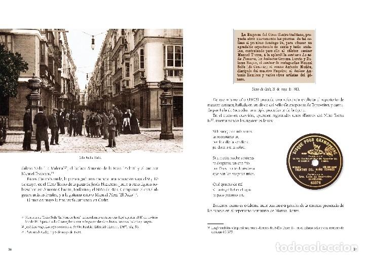 Libros: LIBRO-DISCO: MANUEL TORRES, COLECCIÓN CARLOS MARTÍN BALLESTER - Foto 2 - 120429543