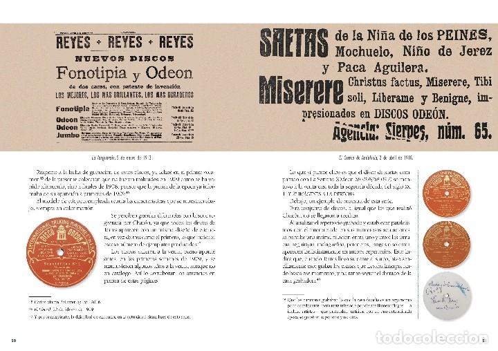 Libros: LIBRO-DISCO: MANUEL TORRES, COLECCIÓN CARLOS MARTÍN BALLESTER - Foto 3 - 120429543