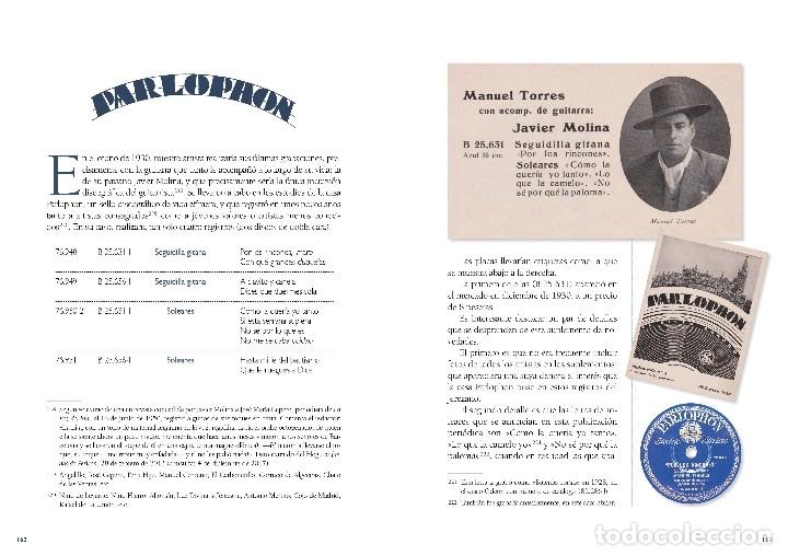 Libros: LIBRO-DISCO: MANUEL TORRES, COLECCIÓN CARLOS MARTÍN BALLESTER - Foto 4 - 120429543
