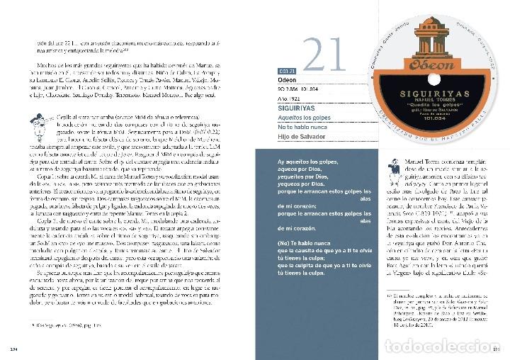 Libros: LIBRO-DISCO: MANUEL TORRES, COLECCIÓN CARLOS MARTÍN BALLESTER - Foto 5 - 120429543