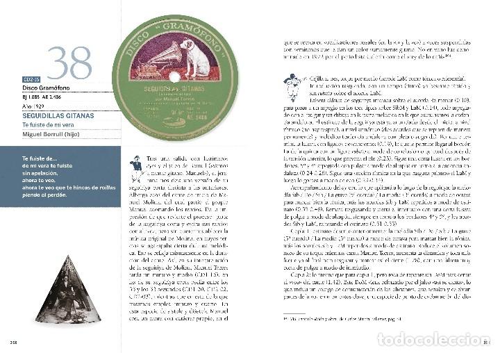 Libros: LIBRO-DISCO: MANUEL TORRES, COLECCIÓN CARLOS MARTÍN BALLESTER - Foto 6 - 120429543