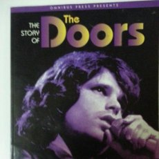 Libros: THE HISTORY OF THE DOORS - OMNIBUS PRESS. Lote 122644575