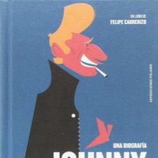 Libros: JOHNNY HALLYDAY. A TODA TRALLA. Lote 126287019
