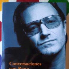 Libros: LIBRO CONVERSACIONES CON BONO. Lote 133880714