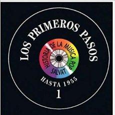Libros: HISTORIA DE LA MUSICA POP (5 TOMOS) ED.SALVAT. Lote 135290150