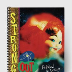 Libros: STRUNG OUT - TWISTED BY DESIGN - PRINTED GUITAR & BASS BOOK (OFFICIAL GUITARRA Y BAJO). Lote 135728327