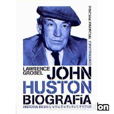 Libros: JOHN HUSTON. BIOGRAFÍA. Lote 141005106