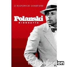 Libros: POLANSKI BIOGRAFÍA. Lote 141006346