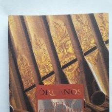 Libros: ORGANOS DE LA COMUNIDAD DE MADRID SIGLOS XVI A XX DIRECCION GENERAL DE PATRIMONIO CULTURAL. Lote 142054982