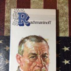 Libros: RACHMANINOFF RAVEL. Lote 144015562