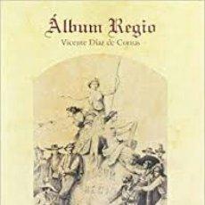 Libros: ÁLBUM REGIÒ. VICENTE DÍAZ DE COMAS. EDICIÓN 1998 CON CD ( EJEMPLAR NUEVO). Lote 146179428