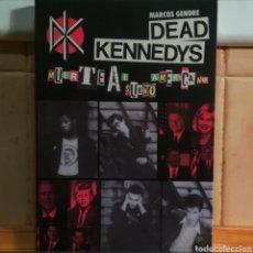 Libros: LIBRO DEAD KENNEDYS. Lote 146448033