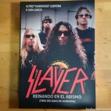 Libros: LIBRO SLAYER. Lote 146449006