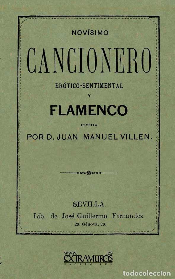 Libros: 16 libros facsímiles relativos al FLAMENCO. Castañuelas Cante jondo Cantaores Cantares Andalucía - Foto 2 - 252407515