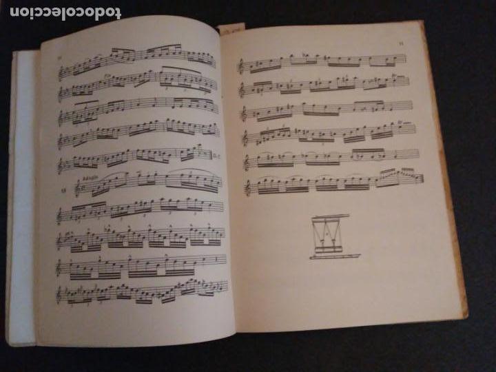 Libros: P. Olazarán de Estella. Txistu. Tratado de flauta Basca. Tratado del Txistu. - Foto 2 - 152916658