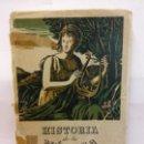Libros: STQ.HISTORIA DE LA MUSICA.EDT, SEIX BARRAL.BRUMART TU LIBRERIA.. Lote 159956882