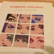 Libros: EUGENIO CHICANO.COPLAS POPULARES.. Lote 161291301