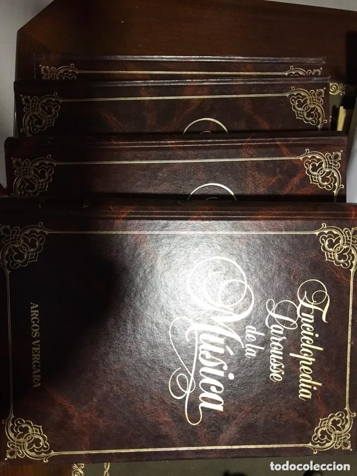 Libros: Enciclopedia Larousse de la Música 4 tomos - Foto 4 - 172235380