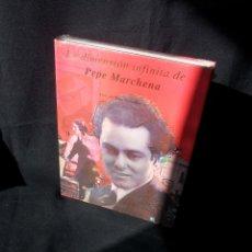 Libros: GONZALO ROJO GUERRERO - LA DIMENSION INFINITA DE PEPE MARCHENA - EDICIONES GIRALDA - SIN ABRIR. Lote 174282758