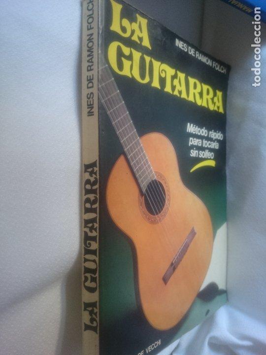 Libros: método de guitarra - Foto 3 - 174426260