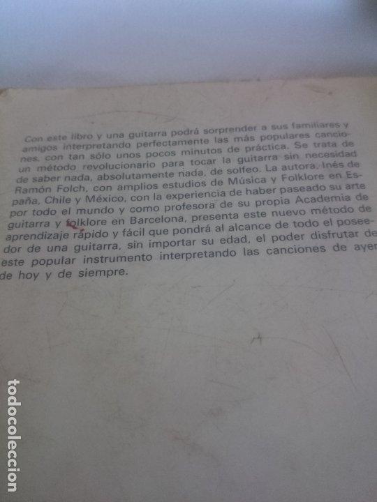 Libros: método de guitarra - Foto 4 - 174426260