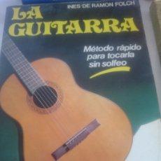 Libros: MÉTODO DE GUITARRA. Lote 174426260