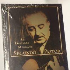 Libros: AÑO 2018 - LA GUITARRA MÁGICA DE SEGUNDO PASTOR POR SERRANO BELINCHÓN Y RUIZ DE LUNA - GUADALAJARA. Lote 175361714