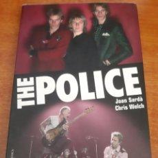 Libros: LIBRO THE POLICE (ART. NUEVO) MAN NON TROPPO, POR JOAN SARDÁ Y CHIS WELCJ. Lote 178024898