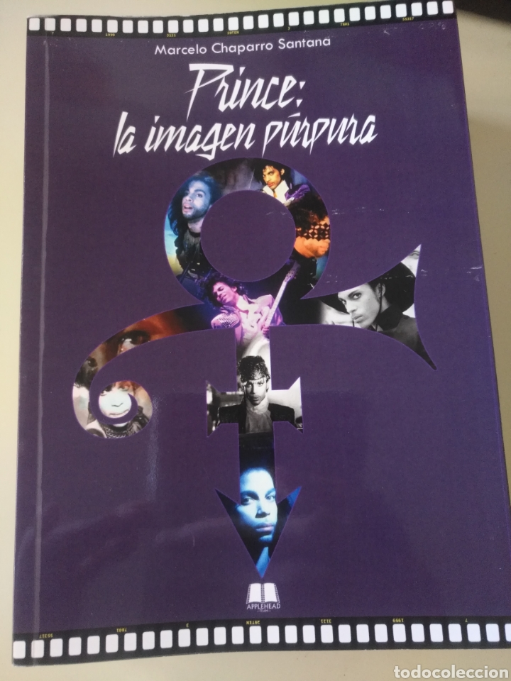 PRINCE: LA IMAGEN PÚRPURA (Libros Nuevos - Bellas Artes, ocio y coleccionismo - Música)