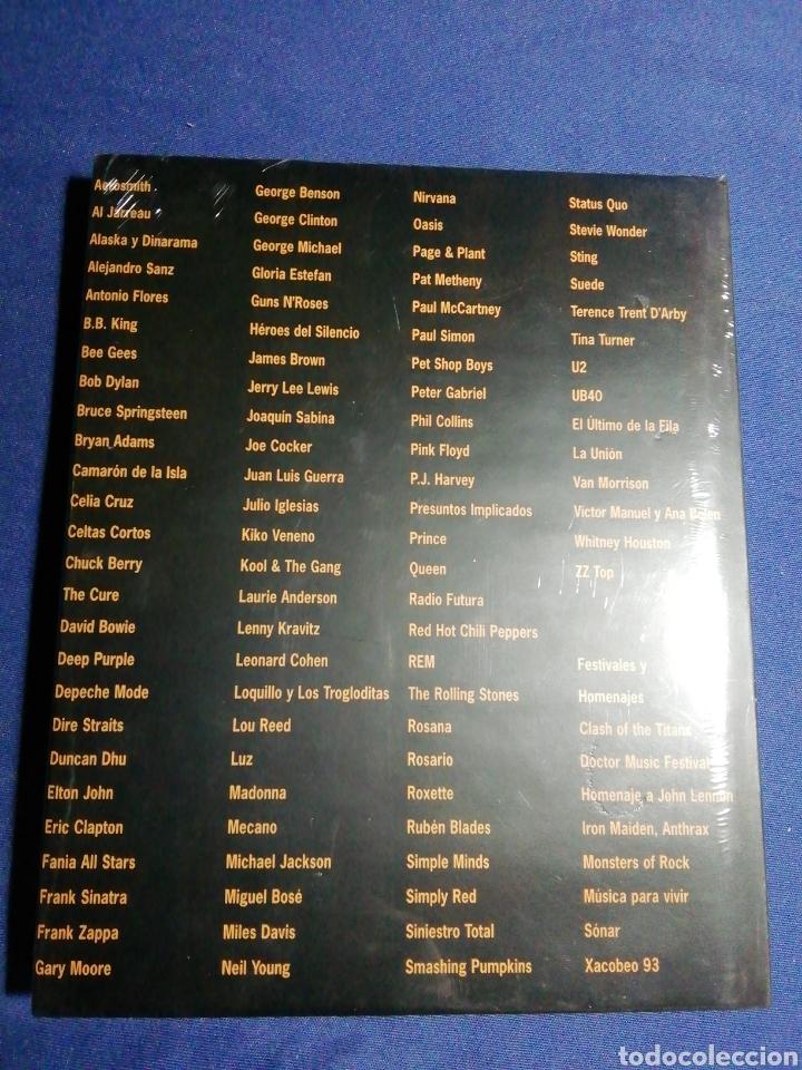 Libros: NUEVO EN PLÁSTICO. LOS 100 MEJORES CONCIERTOS EN ESPAÑA DE LOS ÚLTIMOS AÑOS.MÚSICA EN DIRECTO - Foto 2 - 180149215