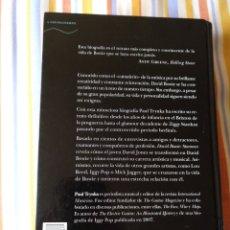 Libros: DAVID BOWIE, STARMAN, LA BIOGRAFÍA DEFINITIVA. PAUL TRYNKA. Lote 180225621