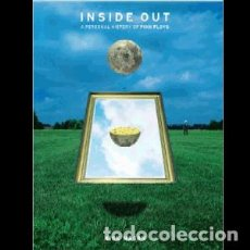 Libros: INSIDE OUT. A PERSONAL HISTORY OF PINK FLOYD. Lote 183474785