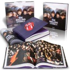 Libros: THE ROLLING STONES VVAA TASCHEN 2014 1ª EDICIÓN LA HISTORIA COMPLETA EN IMÁGENES CAJA PLASTIFICADA. Lote 186009422