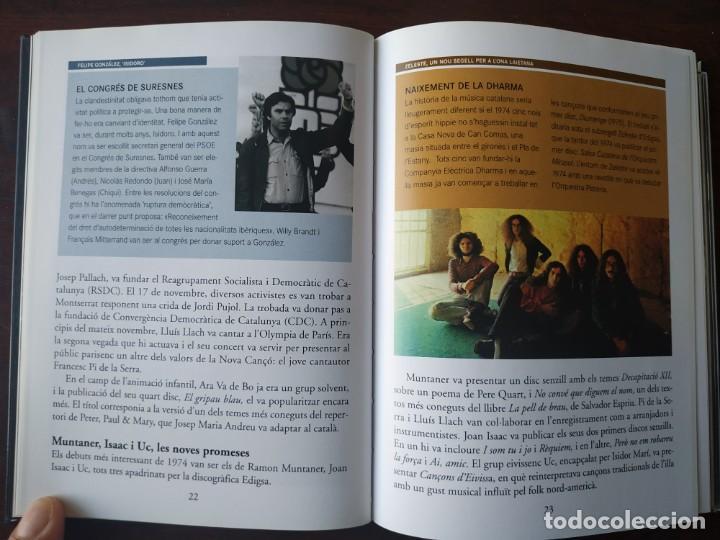 Libros: La nova cançó 1965-1982 Amb DVD amb una 15 de les millors cançons del 1974 recull documental imatges - Foto 5 - 187145515
