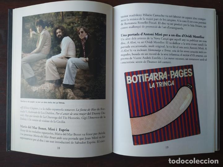 Libros: La nova cançó 1965-1982 Amb DVD amb una 15 de les millors cançons del 1974 recull documental imatges - Foto 6 - 187145515