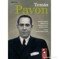 Libros: TOMÁS PAVÓN - COLECCIÓN CARLOS MARTÍN BALLESTER Nº 3 - MÚSICA FLAMENCO LIBRO-DISCO CD. Lote 189477986