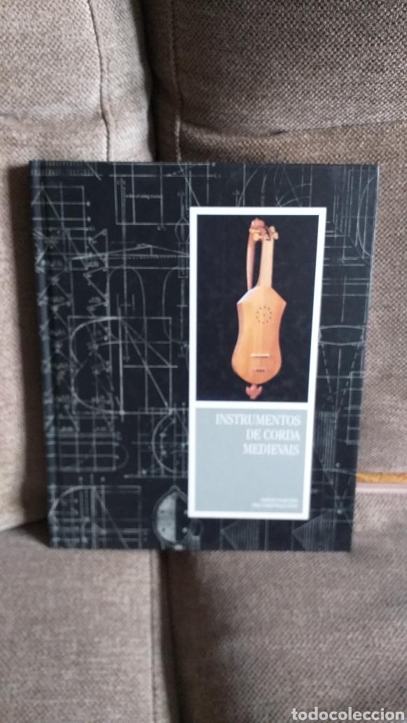 INSTRUMENTOS DE CORDA MEDIEVAIS (Libros Nuevos - Bellas Artes, ocio y coleccionismo - Música)