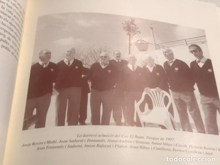 Libros: LIBRO DEL COR EL RAIM LLORENÇ DEL PENEDES TARRAGONA 1940-1997. - Foto 8 - 190477120