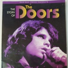 Libros: THE STORY OF THE DOORS - OMNIBUS PRESS - AÑO 1996 - EN INGLÉS (ILUST). Lote 122644575