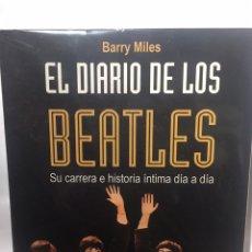 Libros: EL DIARIO DE LOS BEATLES. Lote 193953783
