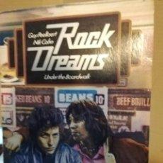 Libros: ROCK DREAMS, UNDER THE BOARDWALK - GUY PAELLAERT Y NIK COHN. Lote 195924130