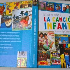 Libros: LIBRO DIABOLO : EL FABULOSO MUNDO DE LA CANCION INFANTIL. Lote 197256085