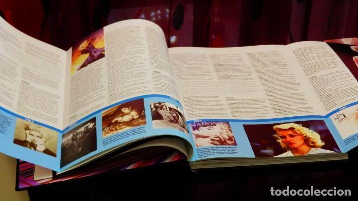 Libros: MADONNA * edición limitada texto castellano encuadernación lujo cubierta terciopelo * 2010 Nuevo - Foto 3 - 198805347