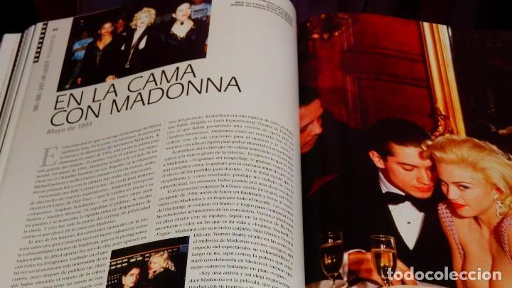 Libros: MADONNA * edición limitada texto castellano encuadernación lujo cubierta terciopelo * 2010 Nuevo - Foto 4 - 198805347