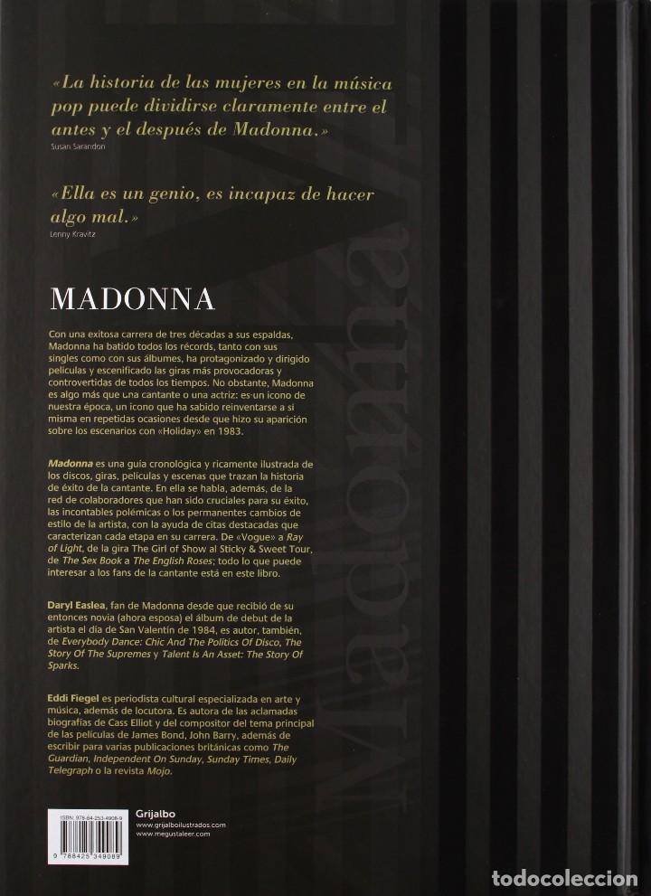 Libros: MADONNA * edición limitada texto castellano encuadernación lujo cubierta terciopelo * 2010 Nuevo - Foto 13 - 198805347